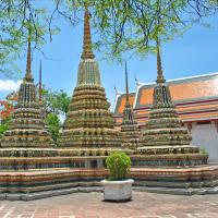 Bangkok Temple Experience