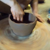 Find art into pottery