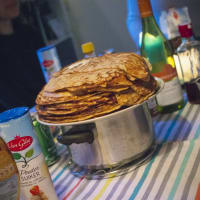 Try real Dutch pancakes in Amsterdam!