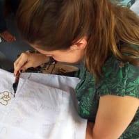 Visit Javanese village, learn Batik & Emping