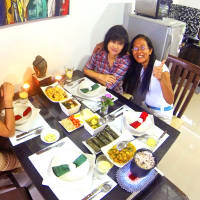 Enjoy cooking & a fun Indonesian dinner
