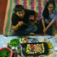 Food and Culture from Market to Kitchen