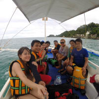 Island Hopping Cebu!