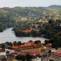 KANDY  Sri Lanka ? Nature / History / Culture