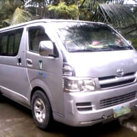 Tour Vans for Rent