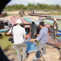 Visit Kompong Plouk Village/Floating Houses