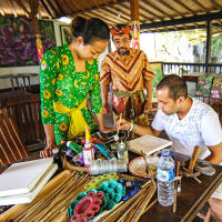 Practical Balinese Traditional Painting Class