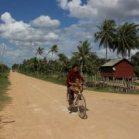 Drive Motobike to see Local Village+Sunset!