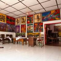 Batik workshop with Ibu Susi