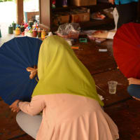 Making Craft at South Jakarta