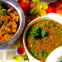 How we dine? Contemporary Nepali way!