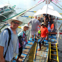 Island Hopping Honda Bay Tour