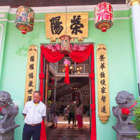 Penang Cruise Passengers Tour