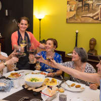 Experience an Authentic Andalusian dinner!