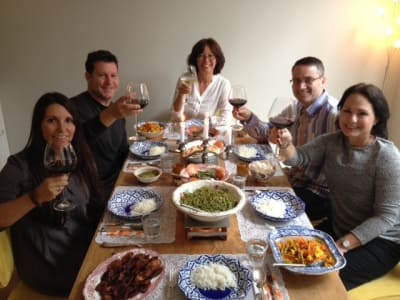Experiences in amsterdam with local host claudette d for Cuisine by claudette
