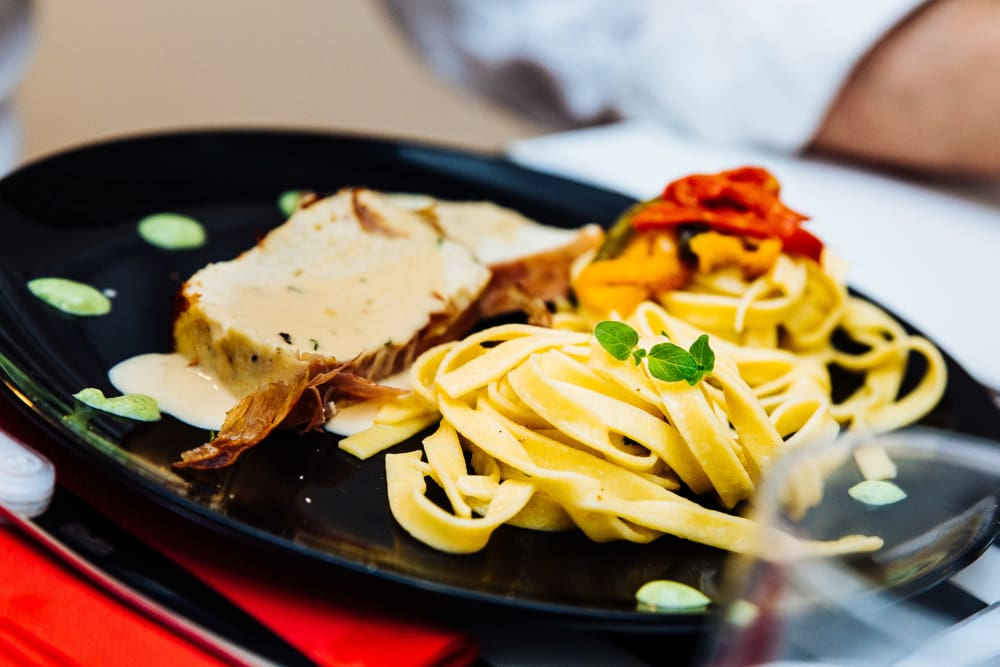 4 course Mediterranean Home Dinner image 3