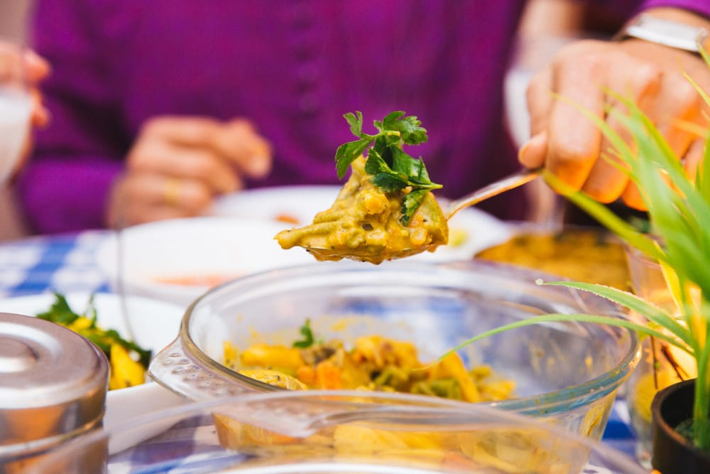 Authentic Indian Dinner  image 5