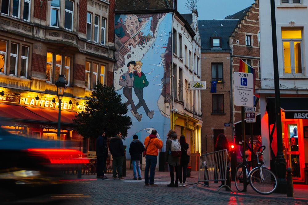 Hidden gems & comic books in Brussels image 2