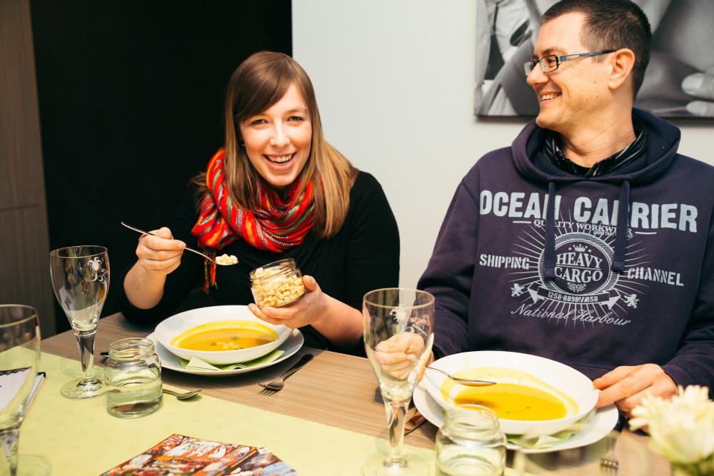 Authentic Belgian Meal  image 1