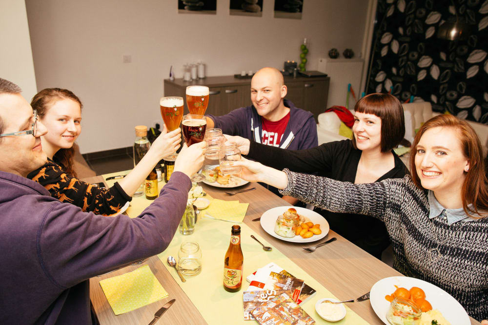 Authentic Belgian Meal  image 3