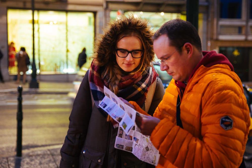 Hidden gems & comic books in Brussels image 1