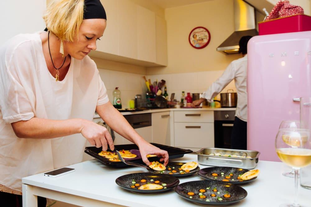 4 course Mediterranean Home Dinner image 4