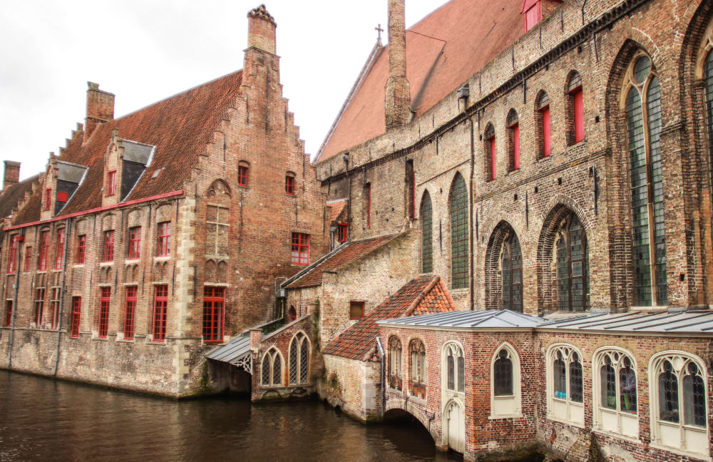 Medieval Bruges Tour with a Local  image 2