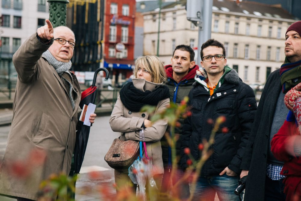 Multicultural Brussels Tour  image 1