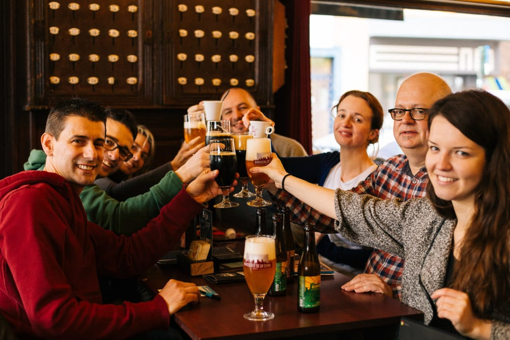 Multicultural Brussels Tour  image 4