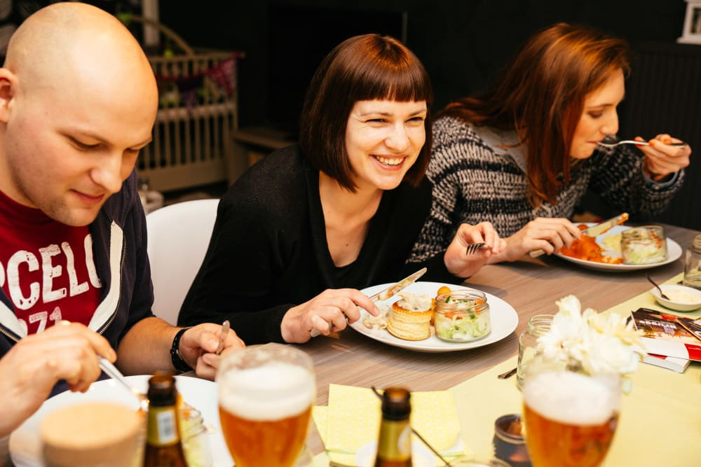 Authentic Belgian Meal  image 5