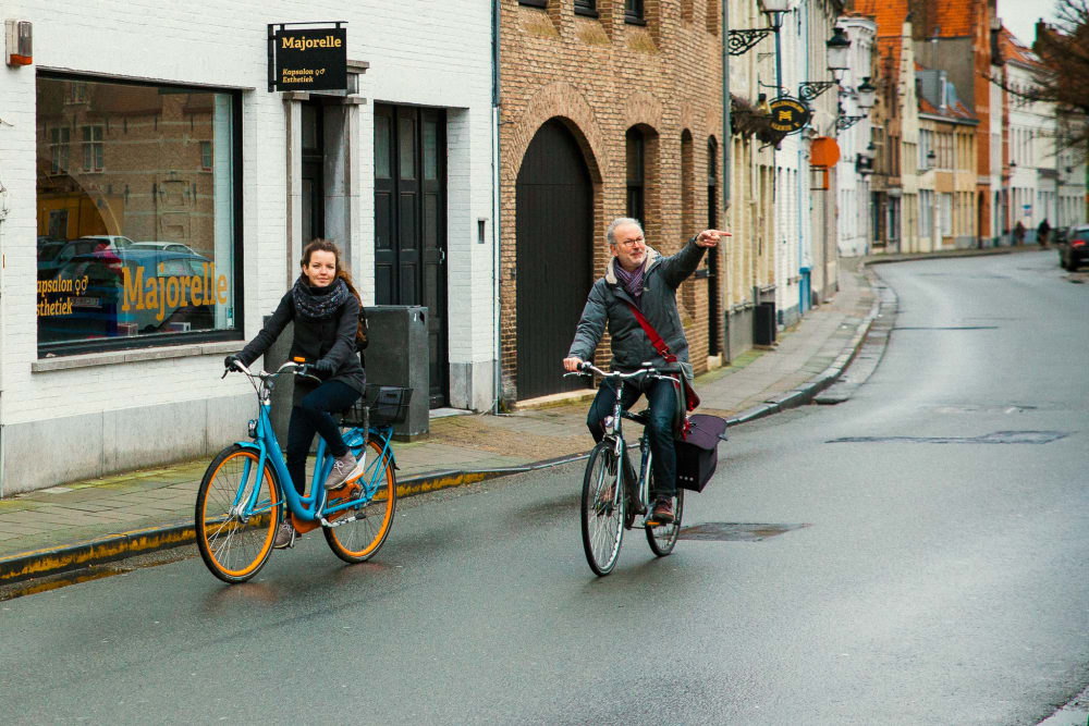 Bike Tour in Medieval Bruges  image 5