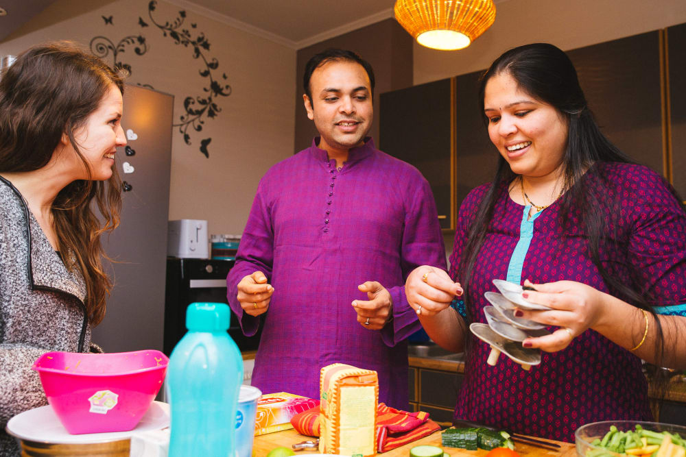 Authentic Indian Dinner  image 2
