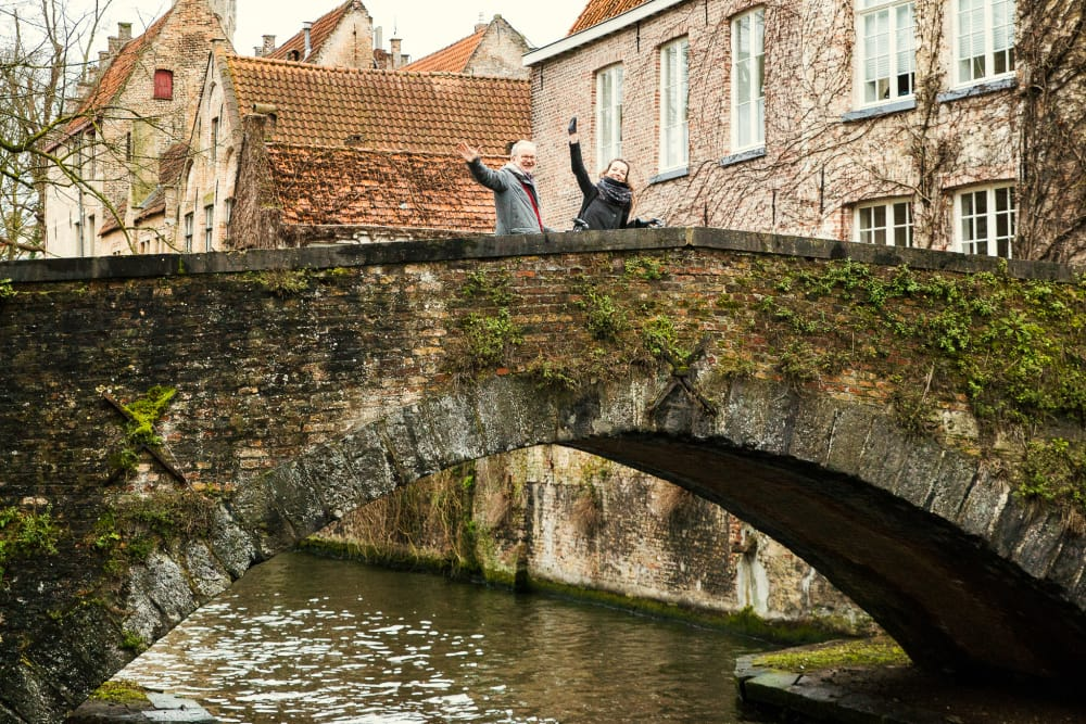 Bike Tour in Medieval Bruges  image 3