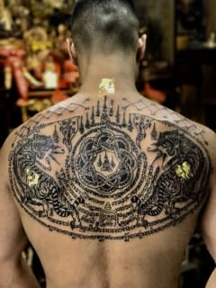 Sak Yant: Understanding the Sacred Tattoo - Workshop in Bangkok