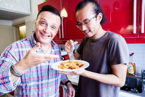 Cours De Pâtes Romaines Carbonara Et Plus Italien Cours De - Cours de cuisine rome