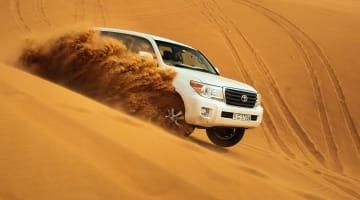 Dubai Desert Safari Private Tour - Withlocals