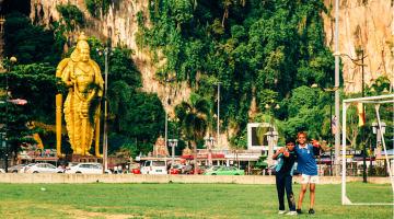 Divertida Exploración De Cuevas De Batu Edición Familiar Kuala