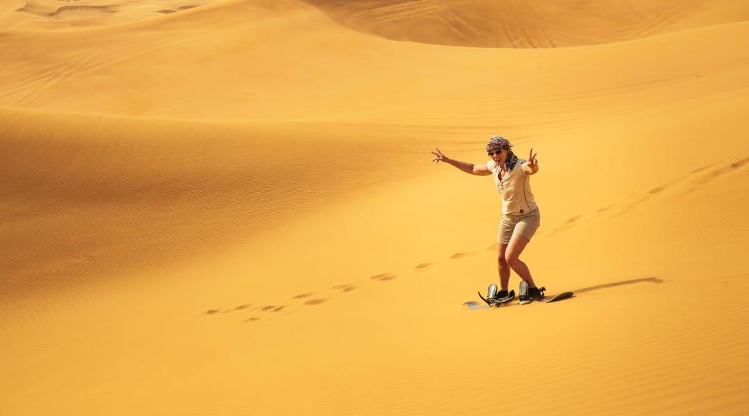 Dubai Desert Safari Private Tour