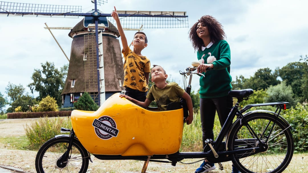 Amsterdam Tour Bike