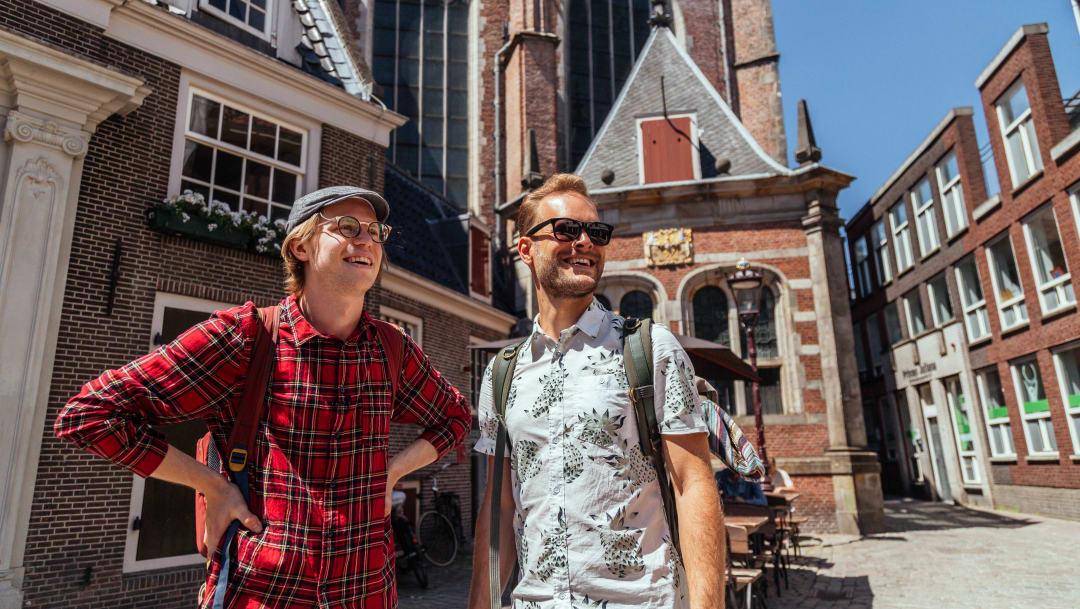 Bike Tour Of Amsterdam