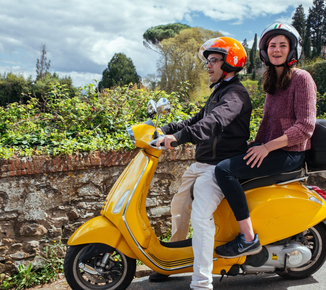 2hr Private Vespa Tour In Rome Withlocals
