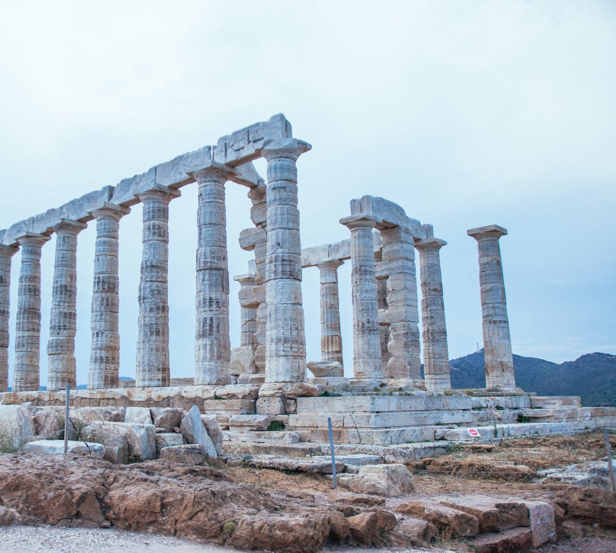 Cape Sounio & Temple of Poseidon Private Day Trip - Tagesausflug in ...