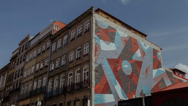 Cool Street Art Tour In Porto Porto Withlocals