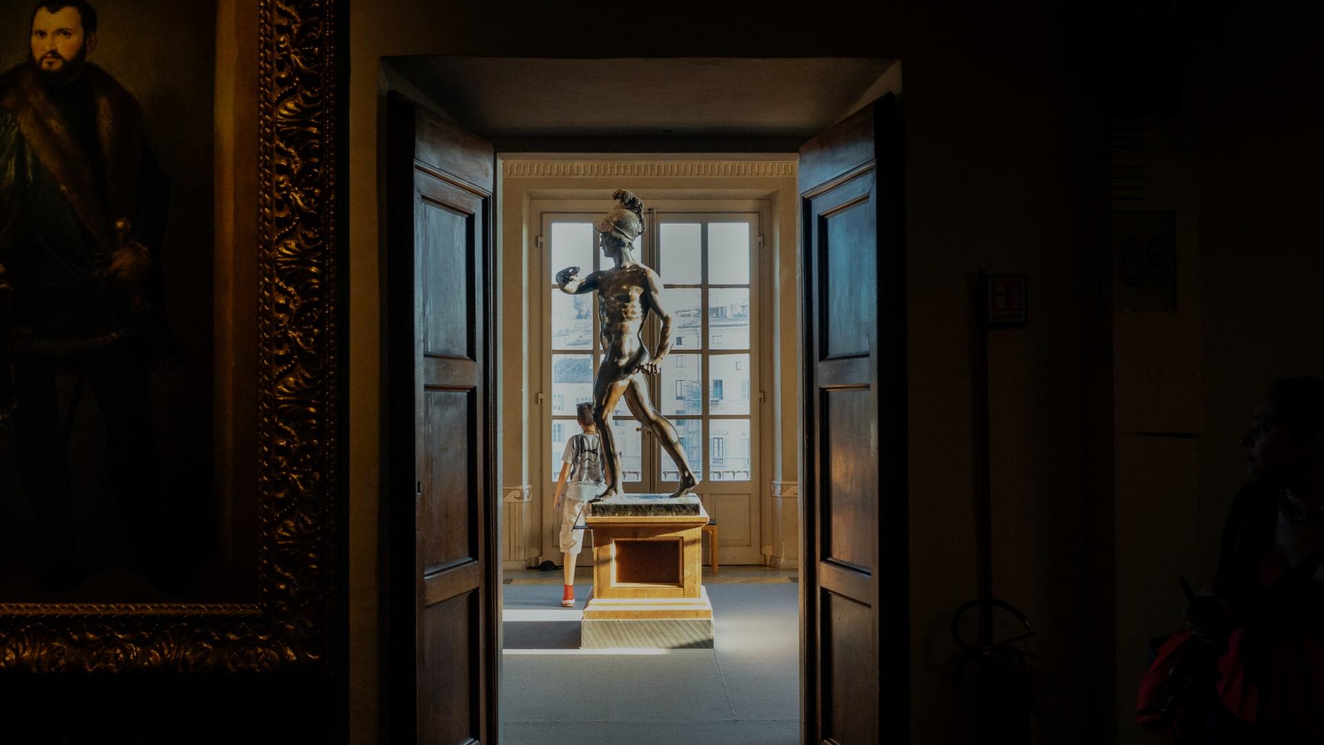 Il Tour Espresso Della Galleria Degli Uffizi Florence