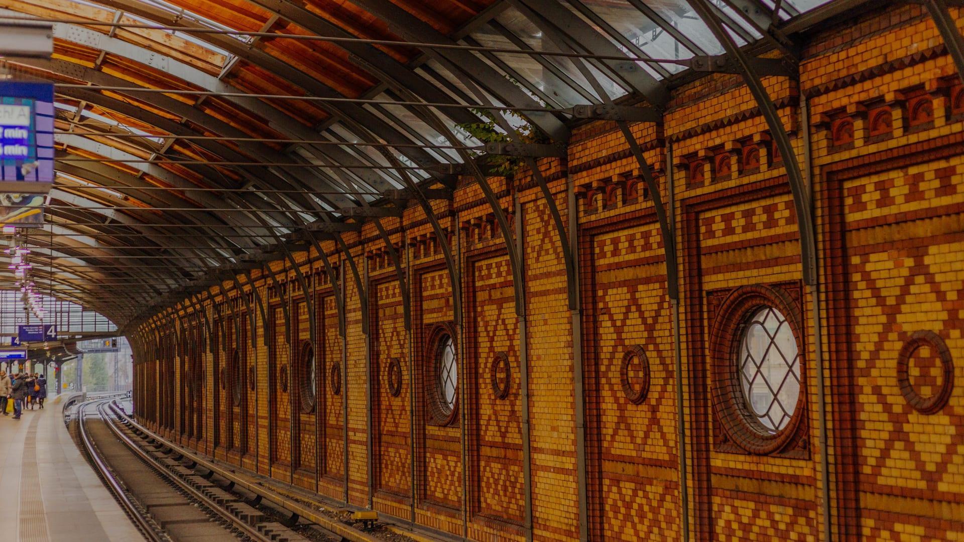 Berlijn Metro Tour Berlin Withlocals