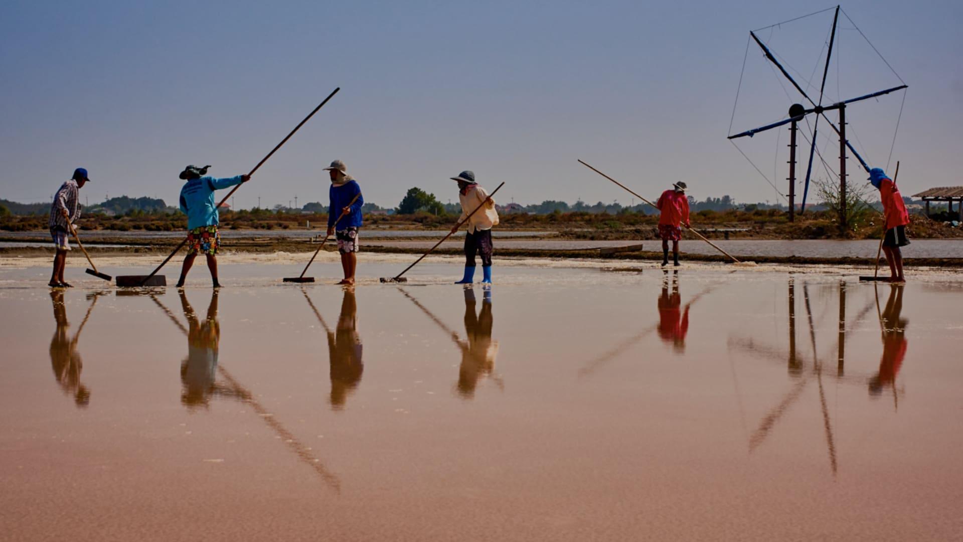 Fishing Village, Salt Farm & Seafood Day Trip - Bangkok