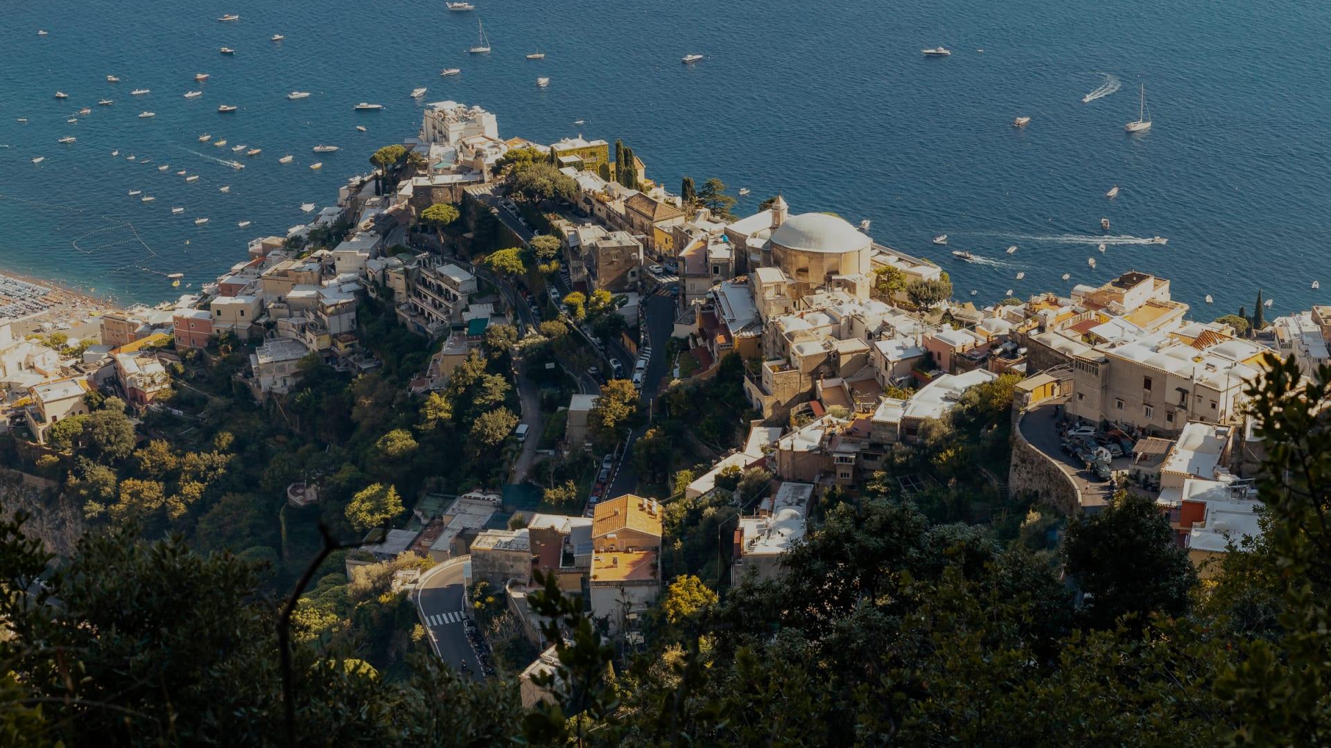 The Beautiful Amalfi Coast Private Day Trip Naples