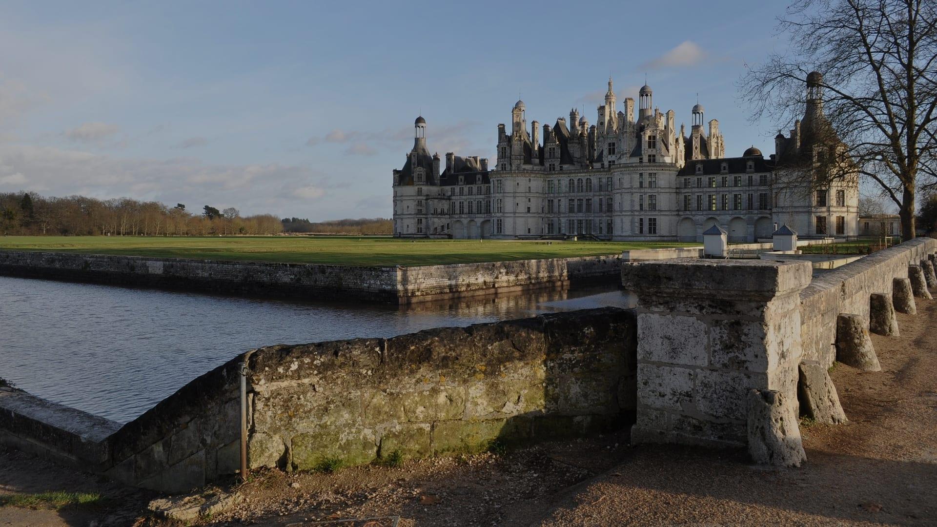 Loire Valley, Burgen & Weinberge mit einem Weinkenner