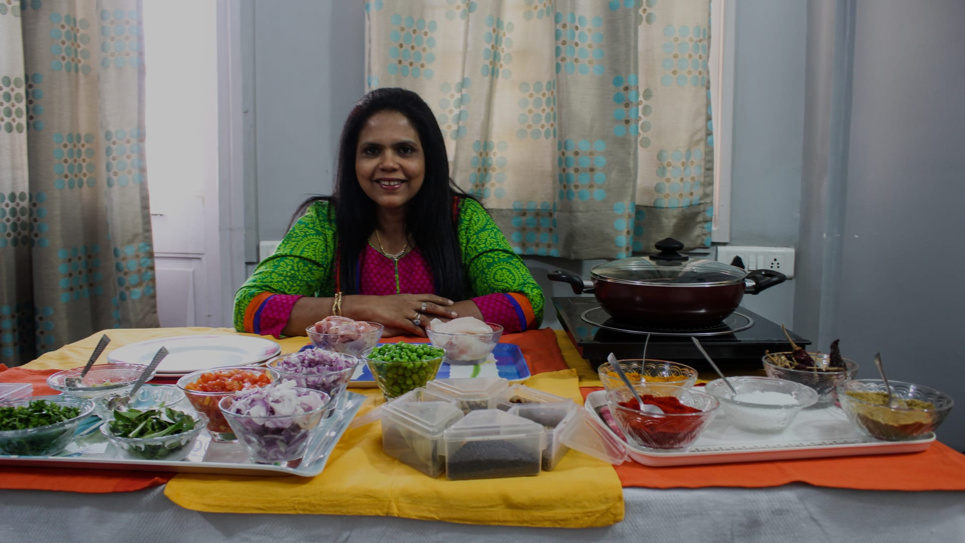 Hands On Curry - Authentic Cooking Class! - Mumbai - Withlocals